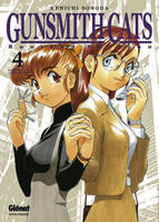 4, Gunsmith Cats Revised Edition - Tome 04, Rally Vincent & Minnie May