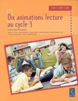 DIX ANIMATIONS LECTURE CYCLE 3