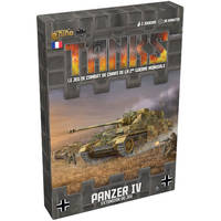 TANKS - BLISTER - ALLEMANDS - PANZER IV