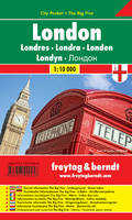 CITY POCKET LONDRES 1:10000