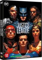 dvd / Justice League / Ben Affleck  Henry C