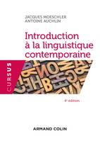 Introduction à la linguistique contemporaine - 4e éd.