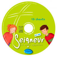 8-11 ANS - COMPILATION 13 CHANTS (CD ENFANT)