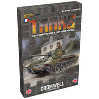 TANKS - BLISTER - COMMONWEALTH - CROMWELL