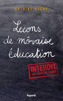 LECONS DE MOVAISE EDUCATION