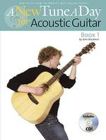 A New Tune A Day: Acoustic Guitar - Book 1