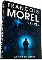 Coffret 5 spectacles de Francois Morel
