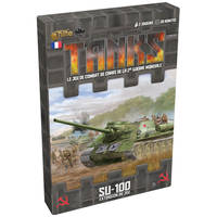 TANKS - BLISTER - RUSSES - SU-100