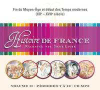 Cd Hist.De France:Vol.2*Fin Du Moyen-Age-Debut Des Temps Modernes, Xiie-Xviie, Mp3