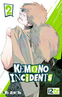 Kemono Incidents - tome 02