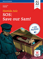 SOS / save our Sam ! : A1-A2, palier 1, Livre+CD