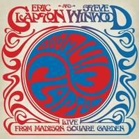 LIVE FROM MADISON SQUARE G.-CD  ERIC CLAPTON / WINWOOD STEVE