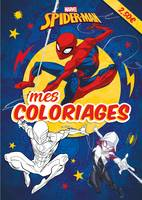 SPIDER-MAN - Mes coloriages