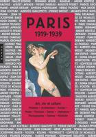 Paris 1919-1939, art et culture
