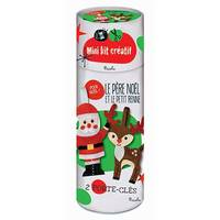 MINI KIT CREATIF/LE PERE NOEL