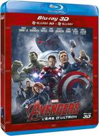 Avengers 2 : L'Ère d'Ultron 3D ( + bluray )