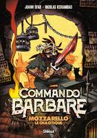 Commando Barbare, le roman illustré