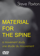 MATERIEL FOR THE SPINE DVD