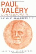 Paul Valéry contemporain