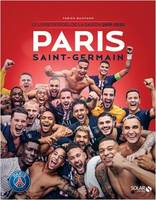 Paris Saint-Germain / le livre officiel de la saison 2019-2020