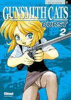 2, Gunsmith Cats Burst - Tome 02, Rally Vincent & Minnie May