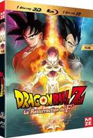 dragon ball z la resurrection de f