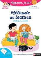 Méthode de lecture - Syllabique et visuelle