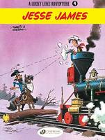 Lucky Luke Adventure T04 : Jesse James (A)