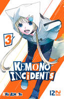 Kemono Incidents - tome 03