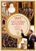 Neujahrskonzert 2019 / New Year's Concert 2019 ~ Dvd Version