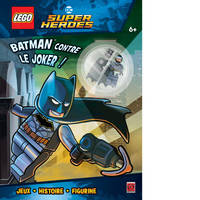 LEGO DC SUPER HEROS BATMAN VS JOKER