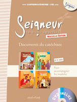 8-11 ANS - DOCUMENTS DU CATECHISTE MARRON (+ DVD) - MODULES 9 A 12 - NE