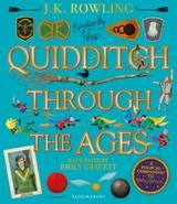 QUIDDITCH THROUGH THE AGES  ILLUSTRATED EDITION