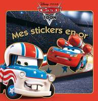 Cars Toon, Mes stickers en or