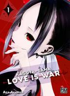 1, Kaguya-sama: Love is War T01, Love is war