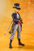 ONE PIECE - FIGUARTS ZERO SABO GOLD MOVIE