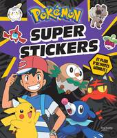 Pokemon - Super stickers