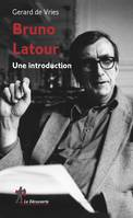 Bruno Latour, Une introduction