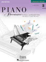 Piano Adventures: Lesson Book - Level 3B, 2nd Edition
