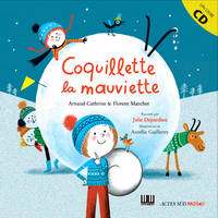 COQUILLETTE LA MAUVIETTE + CD