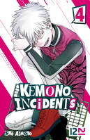 Kemono Incidents - tome 04