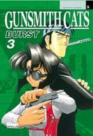 3, Gunsmith Cats Burst - Tome 03, Rally Vincent & Minnie May