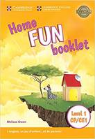 Home Fun Booklet (Level 1 Cp/Ce1)
