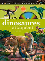 DINOSAURES ATTAQUENT + DVD NTSC