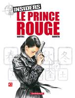 8, Insiders - Tome 8 - Le Prince Rouge