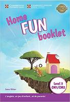 Home Fun Booklet (Level 3 Cm1/Cm2)