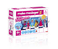 Mes Princesses  coffret 6 moules