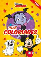 DISNEY JUNIOR - Mes coloriages