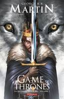A GAME OF THRONES- BATAILLE RO - A GAME OF THRONES - LA BATAILLE DES ROIS - A GAME OF THRONES - LA B