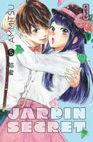 JARDIN SECRET - TOME 5